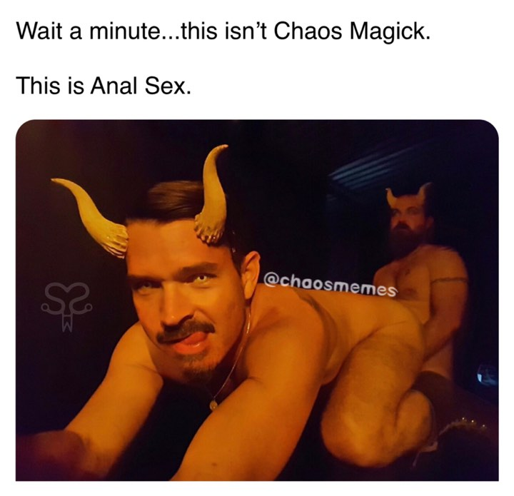 Is This Chaos Magick?