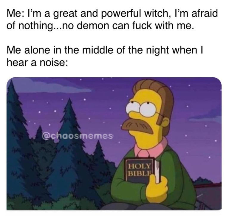 Great & powerful witch