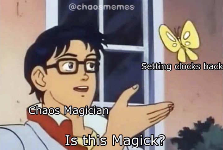 Is This Magick?