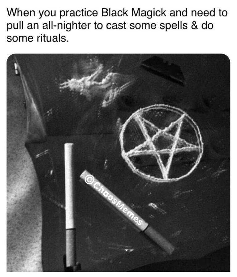 Black Magick All Nighter
