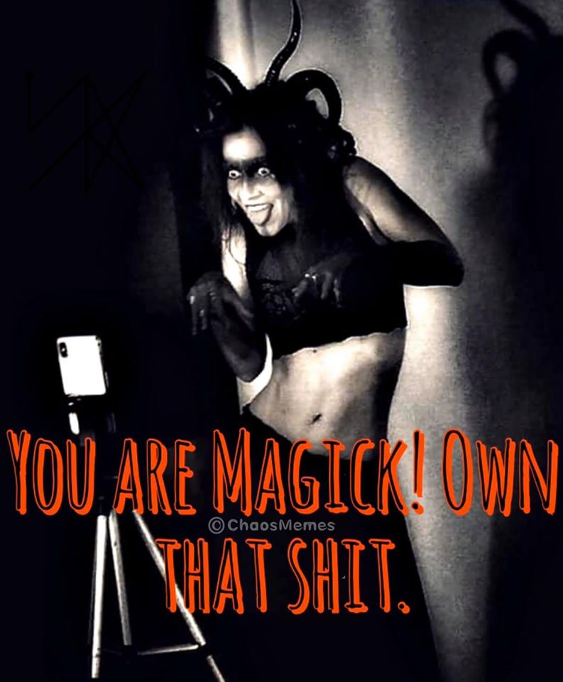 You Are Magick!